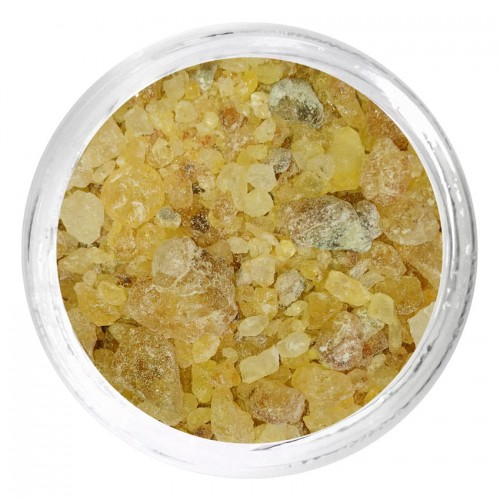 "Frankincense - Oliban - Boswellia neglecta - ""Honey"""